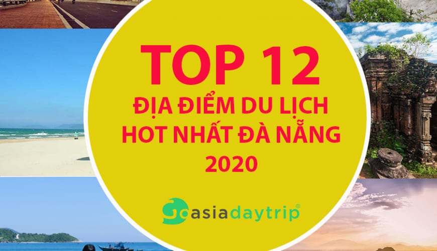 TOP 12 DIEM DEN HOT NHAT DA NANG