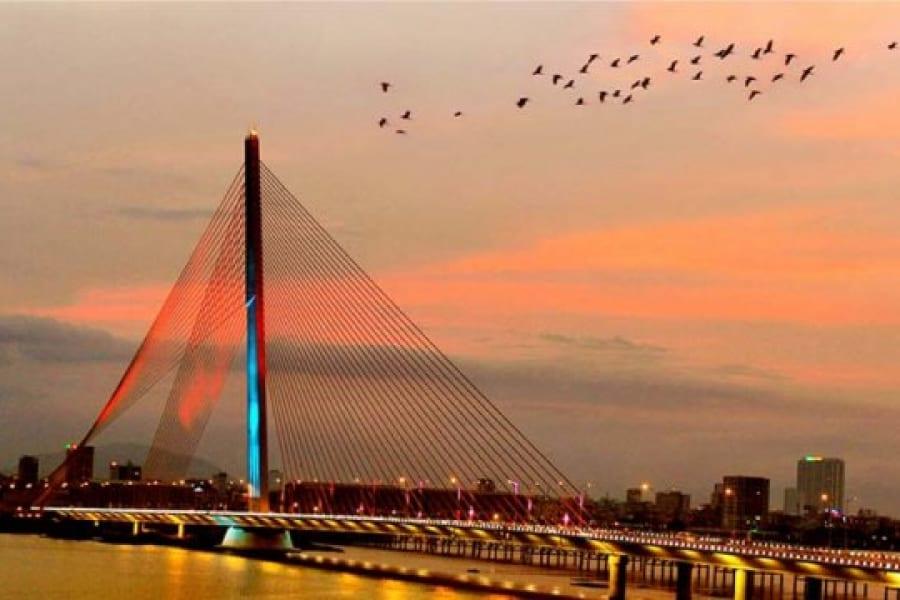 Cầu Trần Thị Lý - Đà Nẵng
