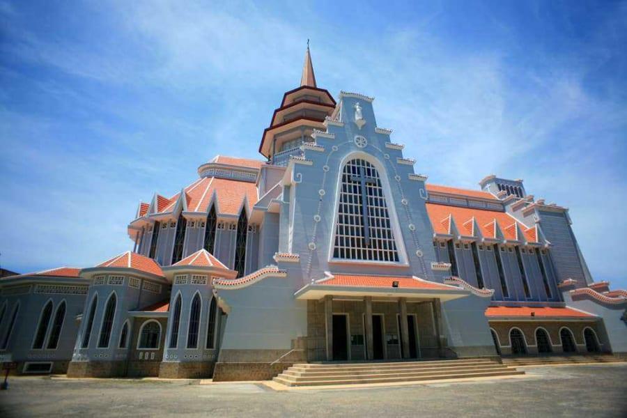 Nhà thờ Đức Mẹ Cứu Giúp