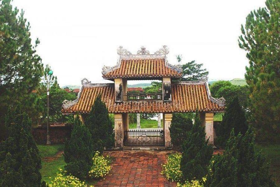 Văn Thánh Huế (Văn Miếu)